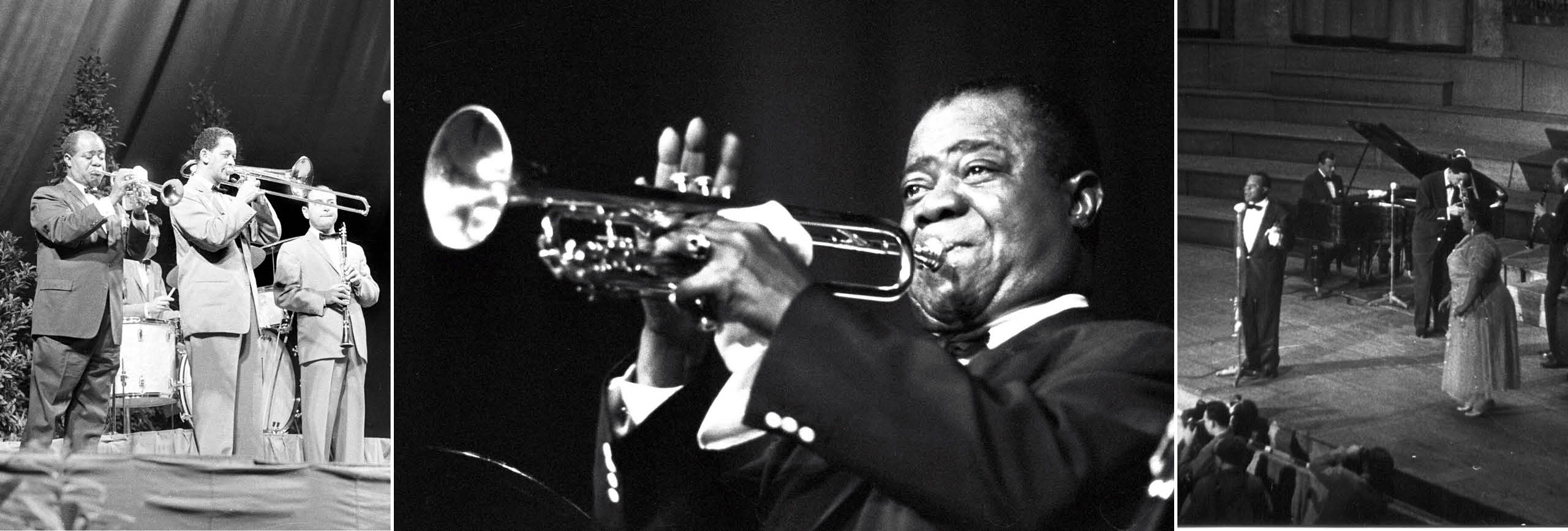 Louis Armstrong: